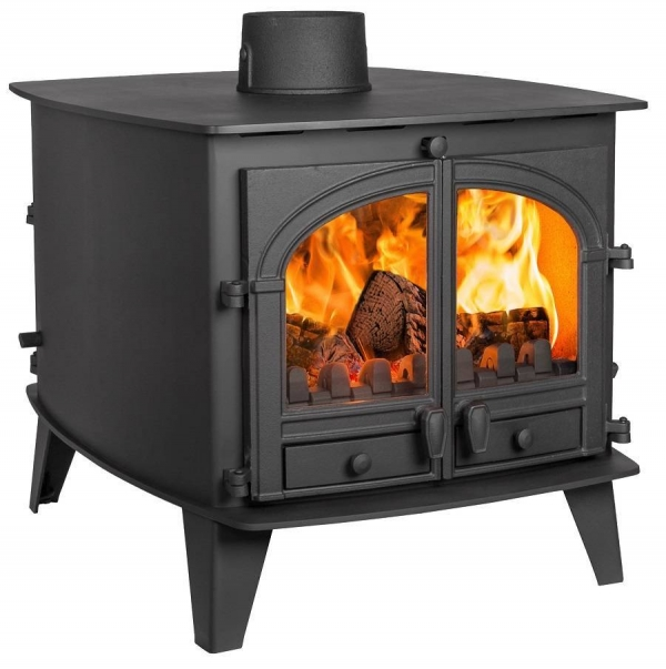 Parkray Consort 9 Double Sided Double Depth Stove 6