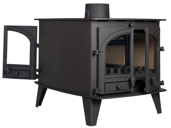 Parkray Consort 9 Double Sided Double Depth Stove 1