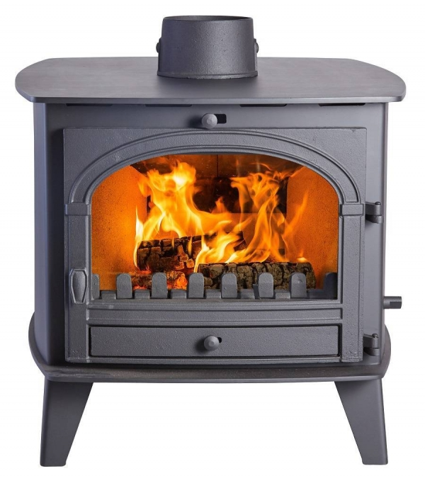 Parkray Consort 9 Double Sided Double Depth Stove 7