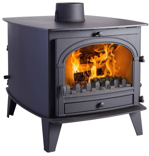 Parkray Consort 9 Double Sided Double Depth Stove 8