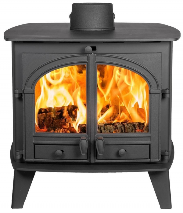 Parkray Consort 9 Double Sided Double Depth Stove 9