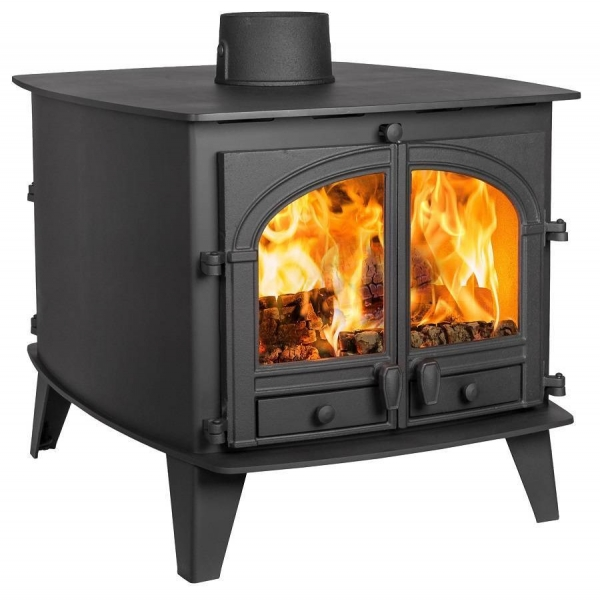 Parkray Consort 9 Double Sided Double Depth Stove 10