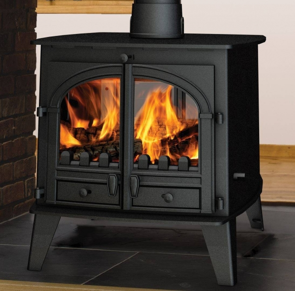 Parkray Consort 9 Double Sided Single Depth Stove 1