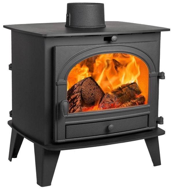 Parkray Consort 9 Double Sided Single Depth Stove 11