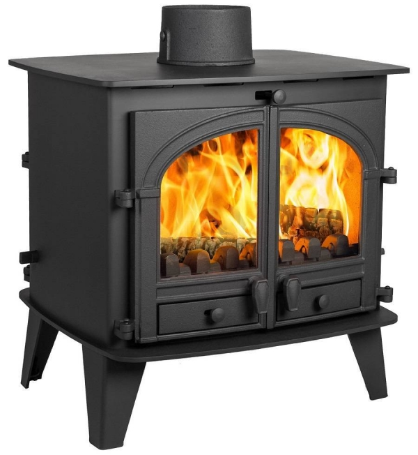 Parkray Consort 9 Double Sided Single Depth Stove 2