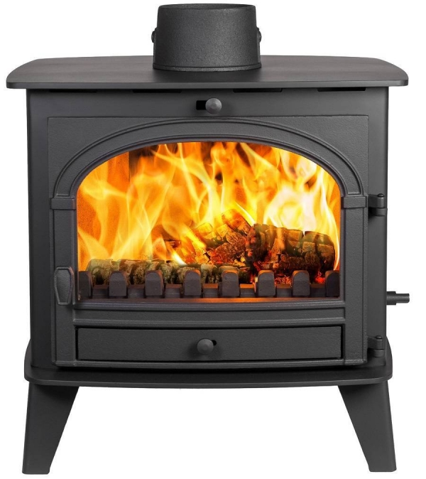 Parkray Consort 9 Double Sided Single Depth Stove 3
