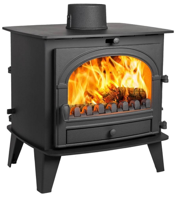 Parkray Consort 9 Double Sided Single Depth Stove 4