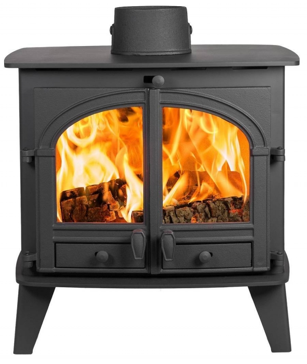 Parkray Consort 9 Double Sided Single Depth Stove 7