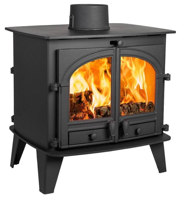 Parkray Consort 9 Double Sided Single Depth Stove 8