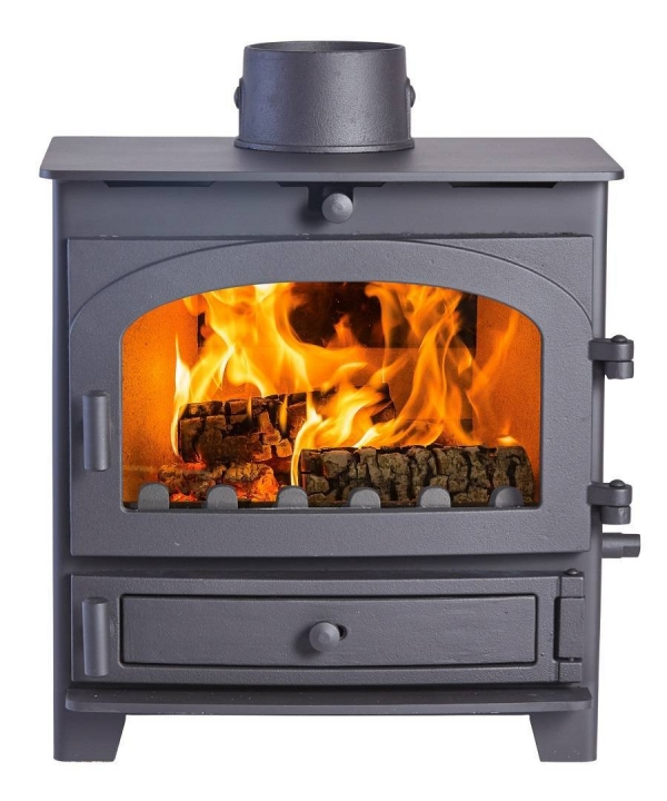 Parkray Derwent Multi Fuel Stove 4