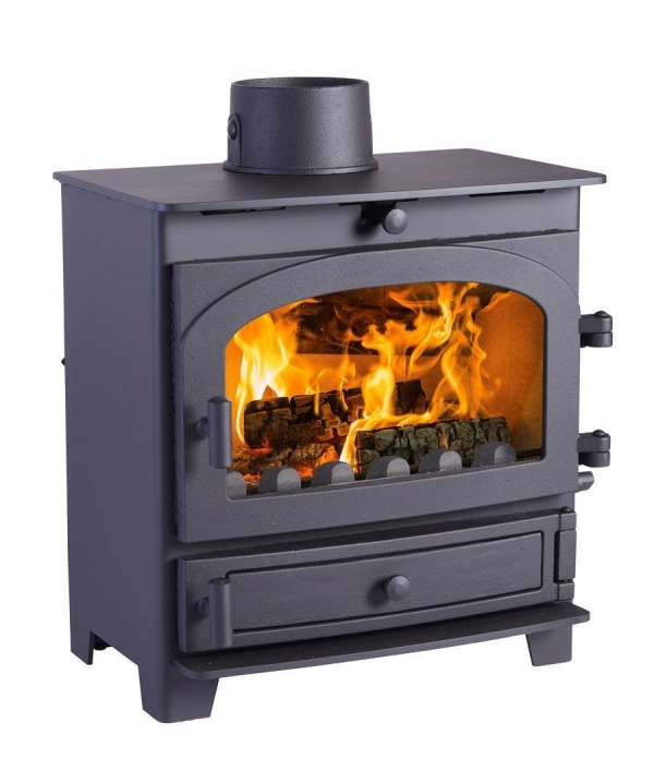 Parkray Derwent Multi Fuel Stove 5