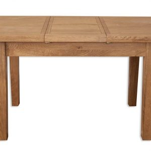 Oakwood Living Country Oak 1.6 Extending Dining Table 160-210