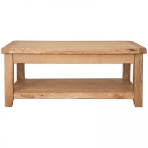 Oakwood Living Country Oak Coffee Table