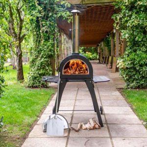 piccolo pappa pizza oven